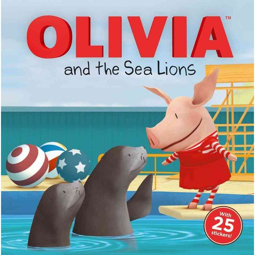 Olivia and the Sea Lions