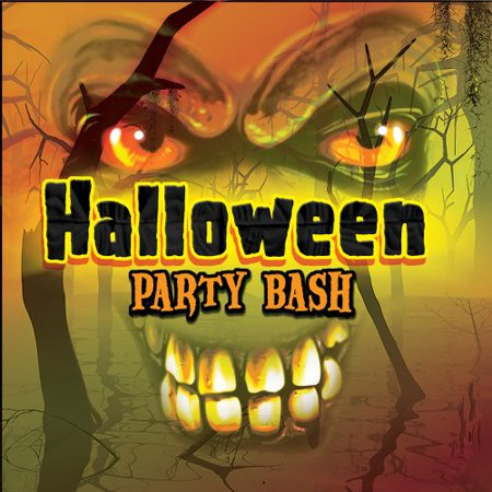 11/12/08 - DJ HALLOWEEN PARTY BASH CD