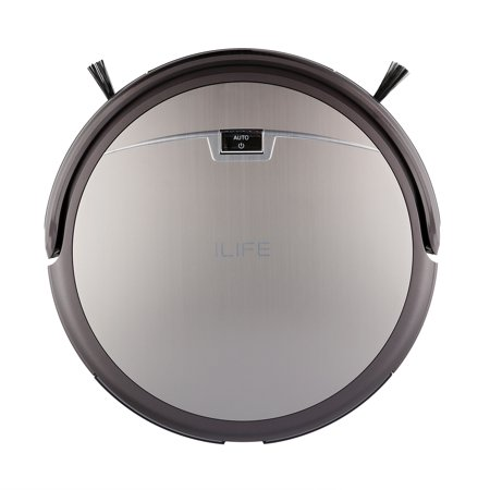 ILIFE A4S Smart Cleaning Robot Floor Cleaner Auto Vacuum Microfiber Dust Cleaner Automatic Sweeping