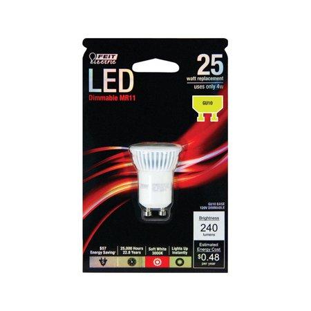 Feit Electric Bulb Led Mini Refltr Dim Gu10 BPMR11/GU10/LED
