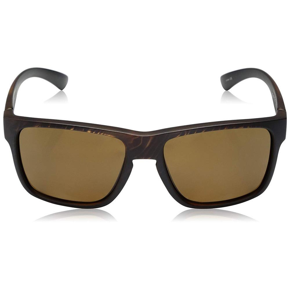 72f79cb0cb Suncloud Rambler Unisex Sunglasses (Black Frame and Brown Lens) + Cleaning  Kit - Walmart.com