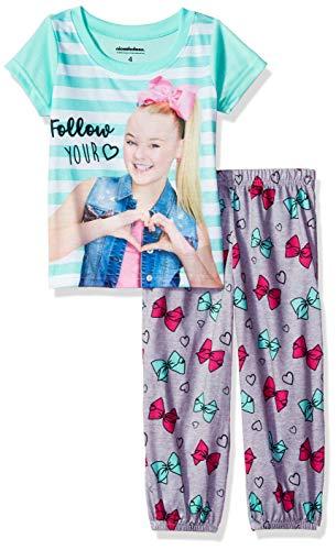 Nickelodeon Girls JoJo Siwa 2-Piece Pajama Set