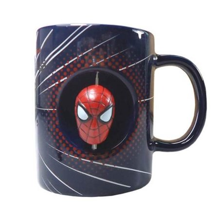 Spider-Man Ceramic Spinner Mug