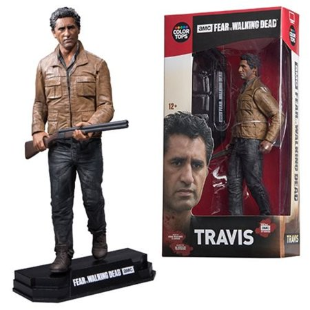 Fear the Walking Dead Travis Manawa 7-Inch Action Figure (Number of Pieces per Case: 8)