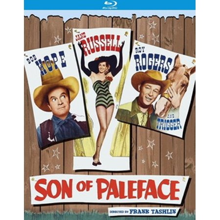 Son Of Paleface (Blu-ray) - Pale Face Halloween