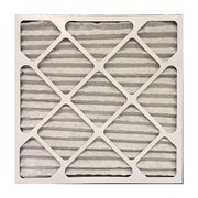 """4 Pack of 20"""" x 25"""" x 1"""" Pleated Furnace Air Filter, MERV 11"""