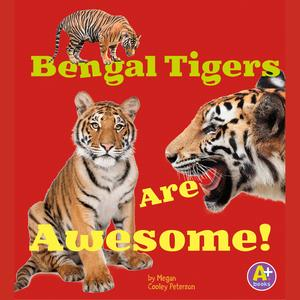Bengal Tigers Are Awesome! - Audiobook