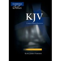 Large Print Text Bible-KJV (Other)(Large Print)