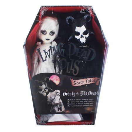 Living Dead Dolls Presents Beauty and the Beast (Living Dead Dolls Day Of The Dead)