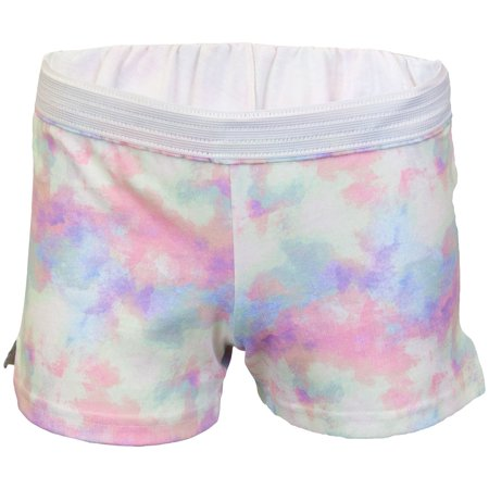Soffe Girls' Printed Authentic Low-Rise 'Soffe' Shorts