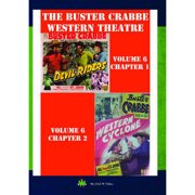 Buster Crabbe Western Theatre Volume 6 by