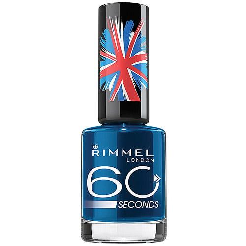 Rimmel 60 Seconds Nail Polish, Blue Eyed Girl