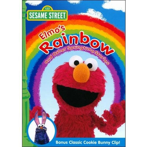 Elmo's Rainbow & Other Springtime Stories (Full Frame)