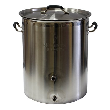 16 Gallon Brewers Beast Pot with 2 Ports