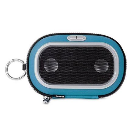 iSound Concert To Go Portable Speaker Case (blue)
