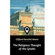 The Religious Thought of the Greeks