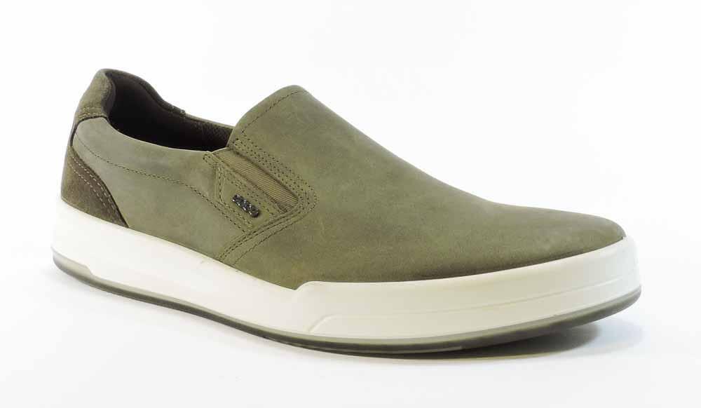 ECCO Men's Jack Slip On Fashion Sneaker by