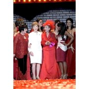 Liza Minnelli Laura Bush Rita Moreno Ashanti In Attendance For Heart Truth Red Dress Collection 2008 Fashion Show Bryant Park Tent New York Ny February 01 2008 Photo By Kristin CallahanEverett Collect