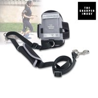 The Sharper Image All-in-One Hands-Free Armband Pet Leash