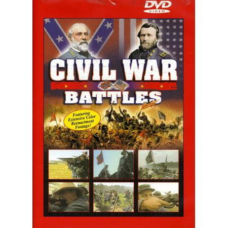 Civil War Battles (DVD)
