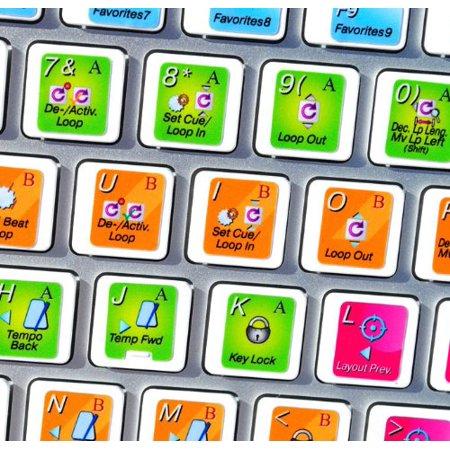 Native Instruments Traktor Scratch Pro Editing Shortcuts Keyboard
