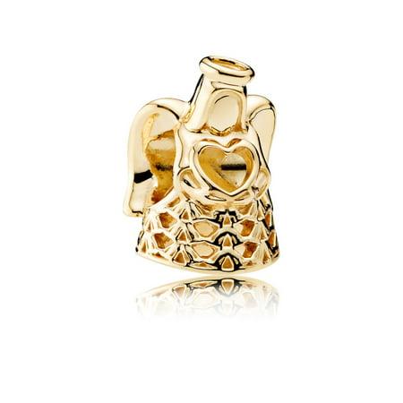 Pandora Style Charm Pendant (Pandora Charm Angel of Grace in 14K Gold Charm 750999 )