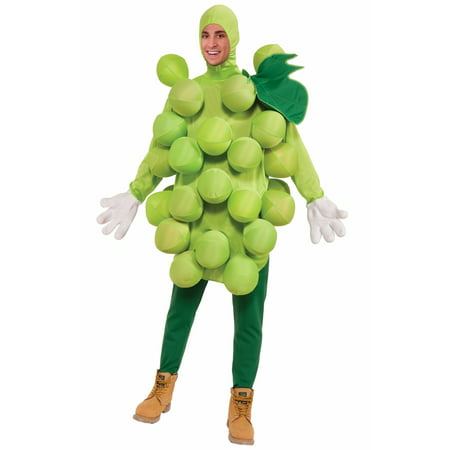 Adult Green Grapes Costume - Grape Costumes