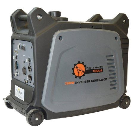 Dirty Hand Tools Gas Powered 3200W Inverter