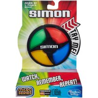 Simon Micro Series Game, Multi-Light Combo Feature, 1+ Players