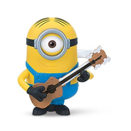 Minions Wind-Action Guitar Strumming Stuart - Minion Kevin Toy