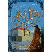The Aso Ebi Chronicles: Complete Mystery Series - eBook