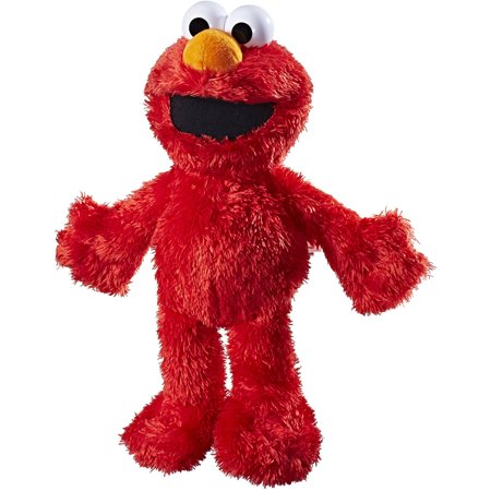 Playskool Friends Sesame Street Tickle Me Elmo, Ages 18mo and up (Sesame Street Vampire Laugh)