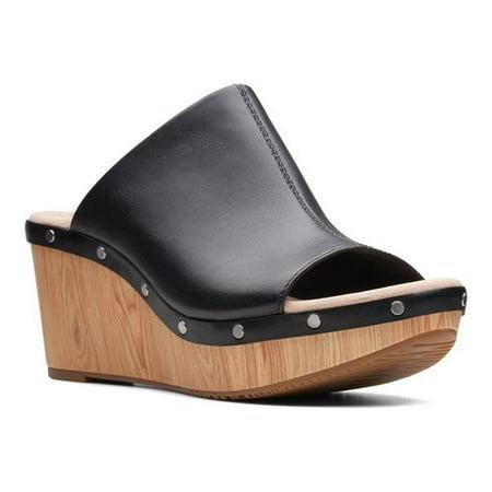 Clarks Annadel Molly Women's Platform Wedge Slide Sandal