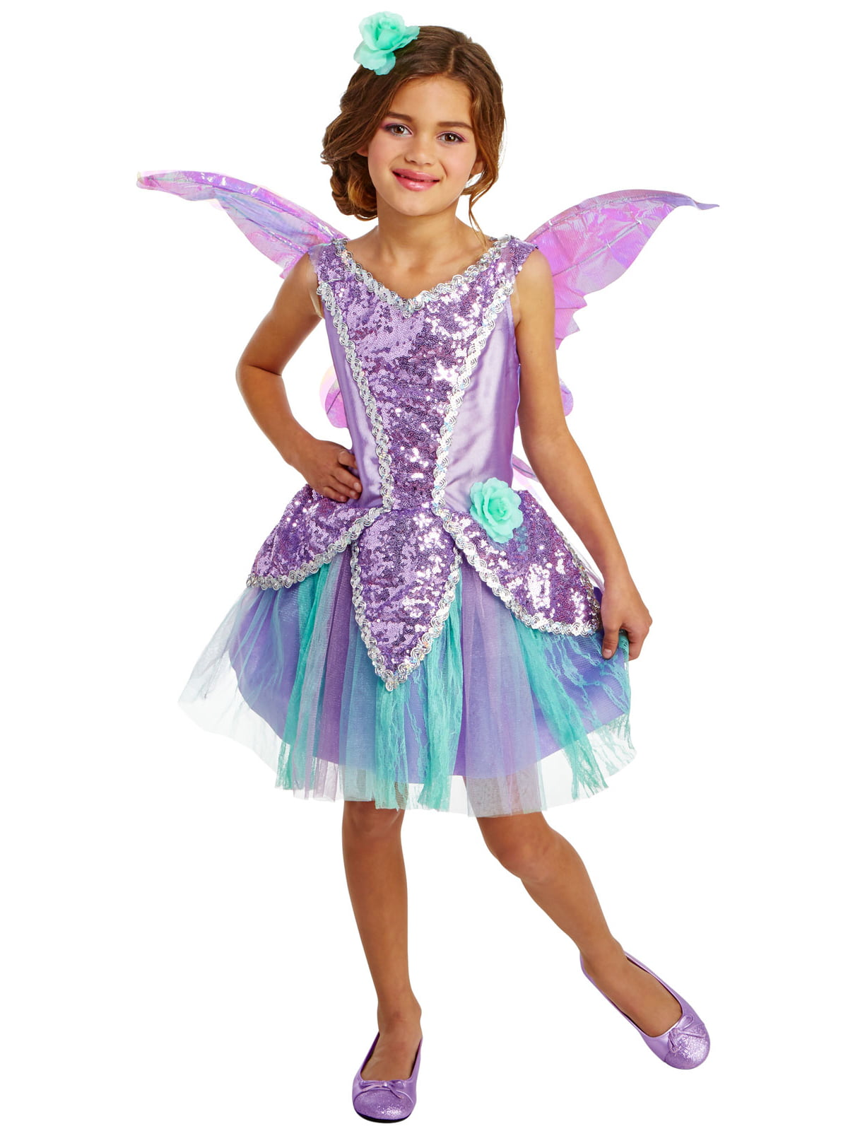 Lavender Fairy Child Costume by LF Products