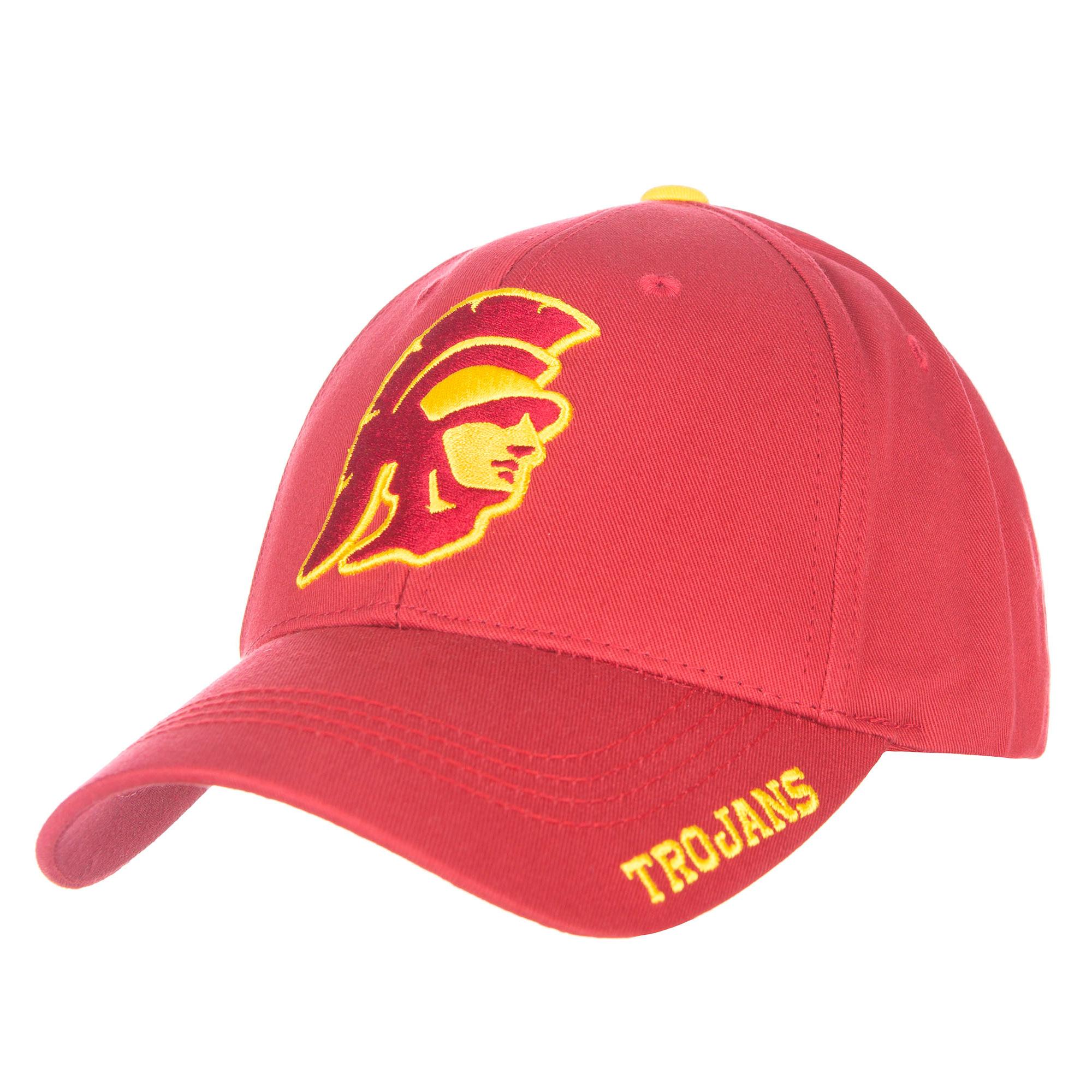Men's Cardinal USC Trojans Kingman Adjustable Hat - OSFA