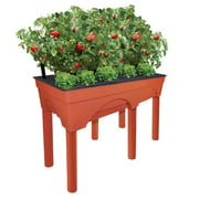 EmscoGroup 3346 Big Easy Picker Elevated Garden Kit And Stand