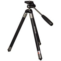 "Polaroid 42"" Travel Tripod Includes Deluxe Tripod Carrying Case For Digital Cameras & Camcorders"