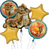 Lion King Balloon Bouquet