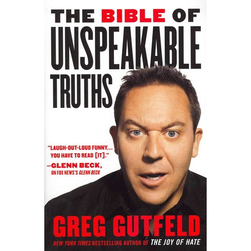The Bible of Unspeakable Truths
