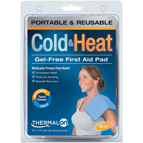 Thermalon First Aid Cold/Heat Pad, Large, 1ct