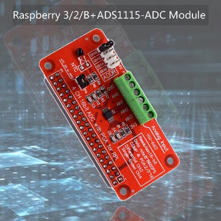 Ads1115-Adc Low Current Consumption Of Gps Module With Ultra-Low Power - image 5 de 7