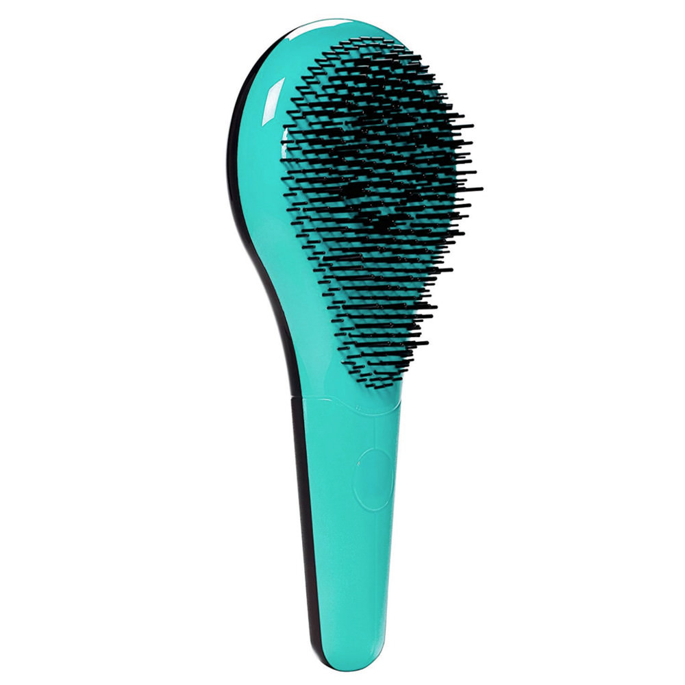 Ultimate Wide Paddle Detangling Hair Brush Suitable For All Types Of Hair - Red