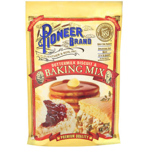 Pioneer Brand: Buttermilk Biscuit Baking Mix, 6 Oz