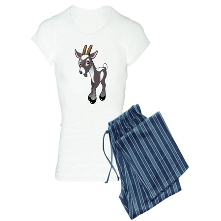 d9df75fddf2 CafePress - Baby Goat Pajamas - Women s Light Pajamas - Walmart.com