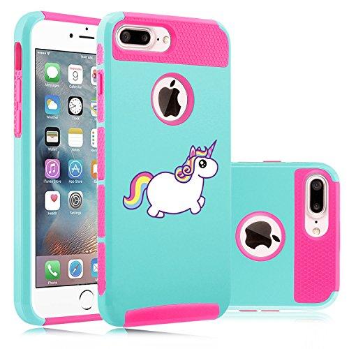 Rainbow Unicorn Case For Apple IPhone 7