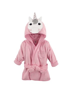 Hudson Baby Animal Plush Bathrobe (Baby Boys or Baby Girls Unisex)