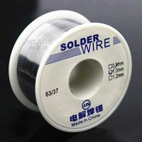 50g 0.8mm/1.0mm Tin Lead Solder Wire Rosin Core Soldering 1.0mm