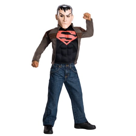 DC Comic's Young Justice Superboy Child Costume for $<!---->