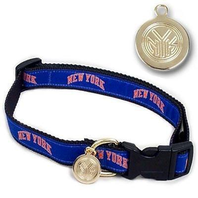 New York Knicks Dog Collar - M/L
