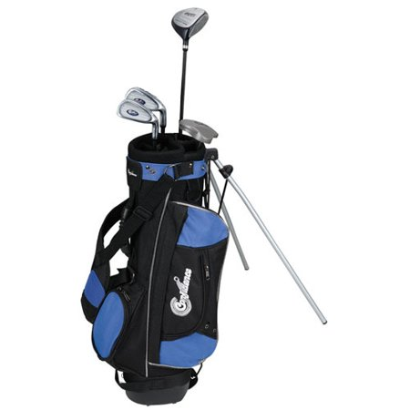 Confidence Junior Golf Club Set w/Stand Bag for kids Ages 8-12 RH